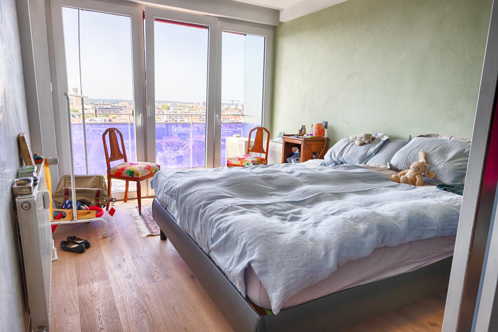 Exceptionnel Duplex en attique de 165m² avec terrasse 150m2