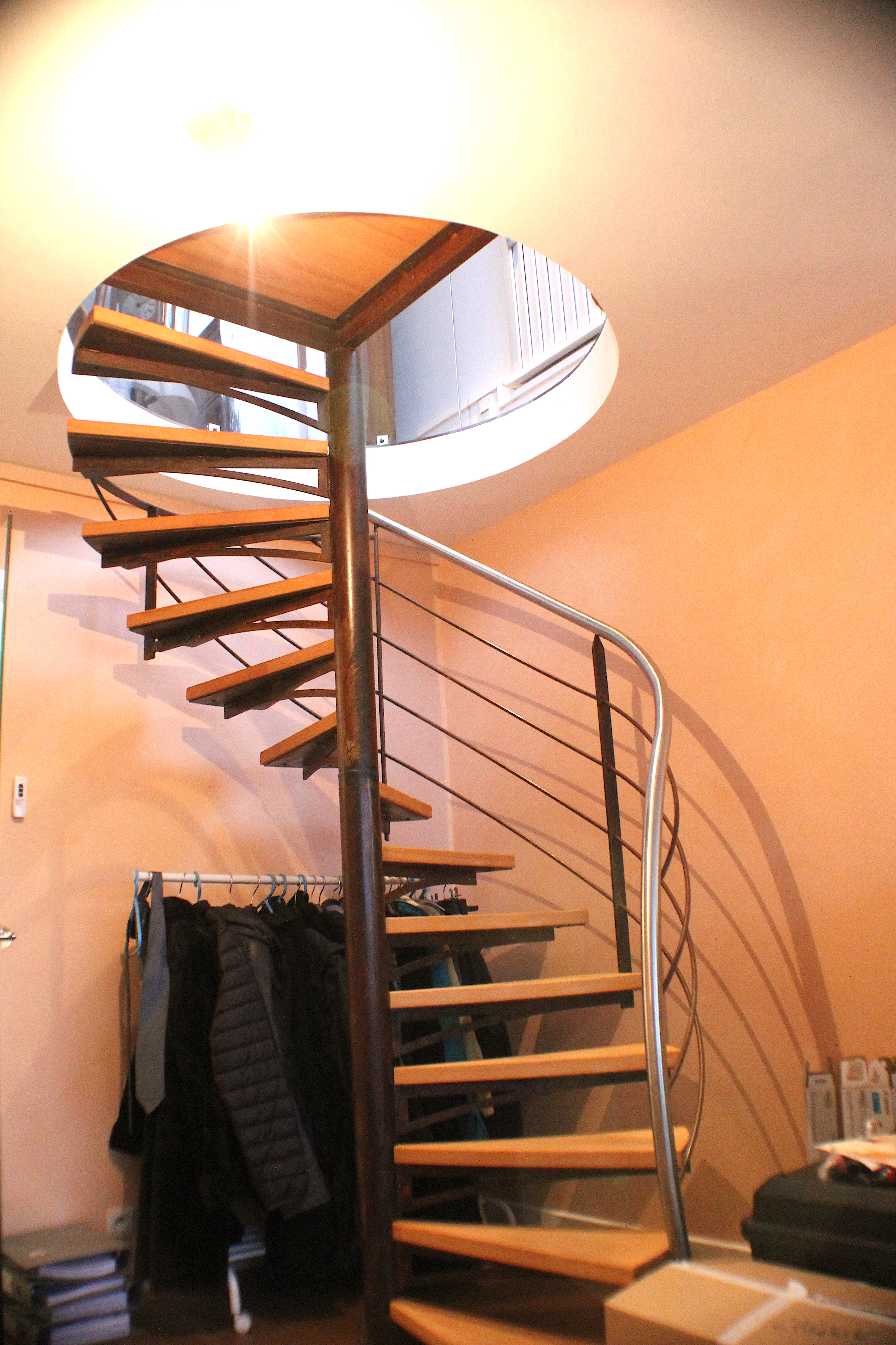 Exceptionnel Duplex en attique de 150m² avec terrasse