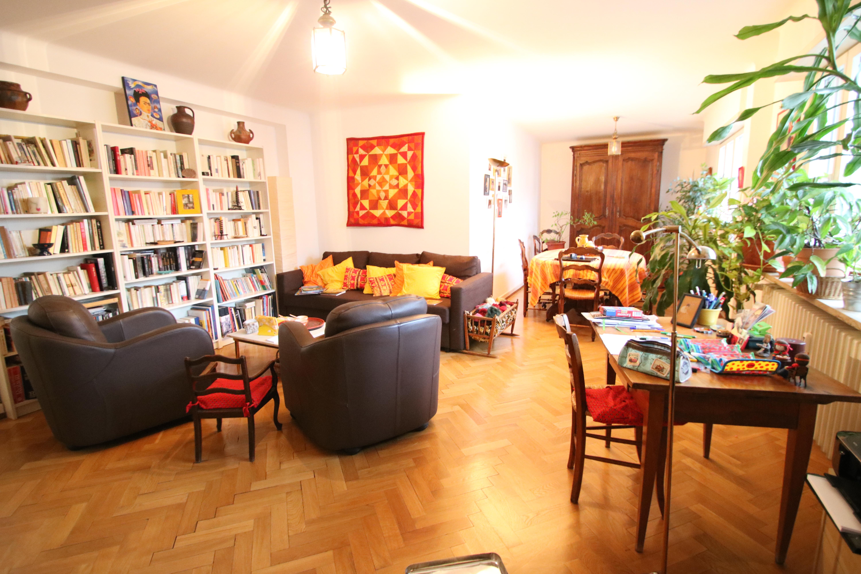 Quartier Orangerie, Appartement 4 pièces de 90 m², Vendu loué