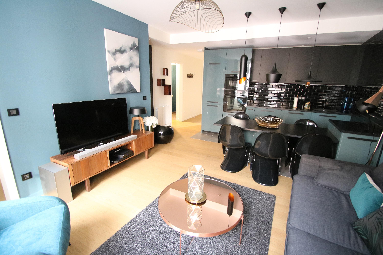 Exceptionnel 3 pièces meublé 60m² à la Krutenau