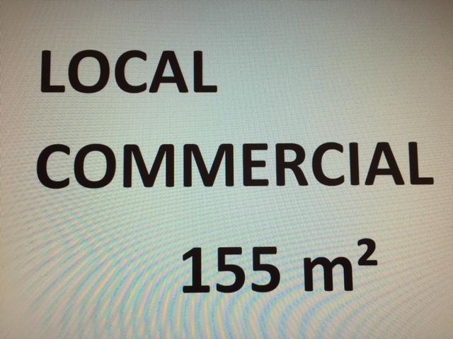 Neudorf axe principal, Local commercial à vendre 155 m²