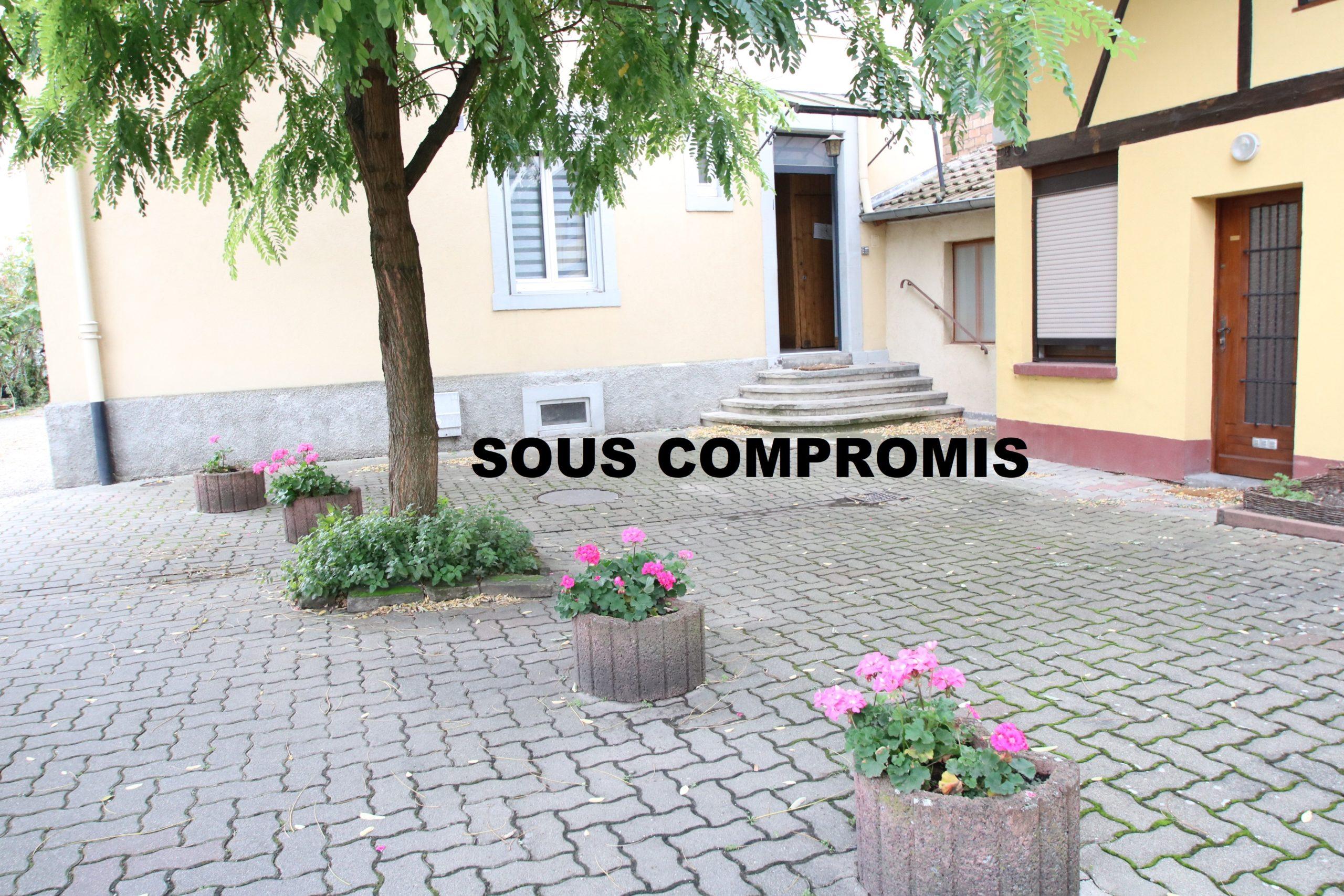 Superbe appartement rénové de 4 pièces 66 m² au calme, jardin et garage