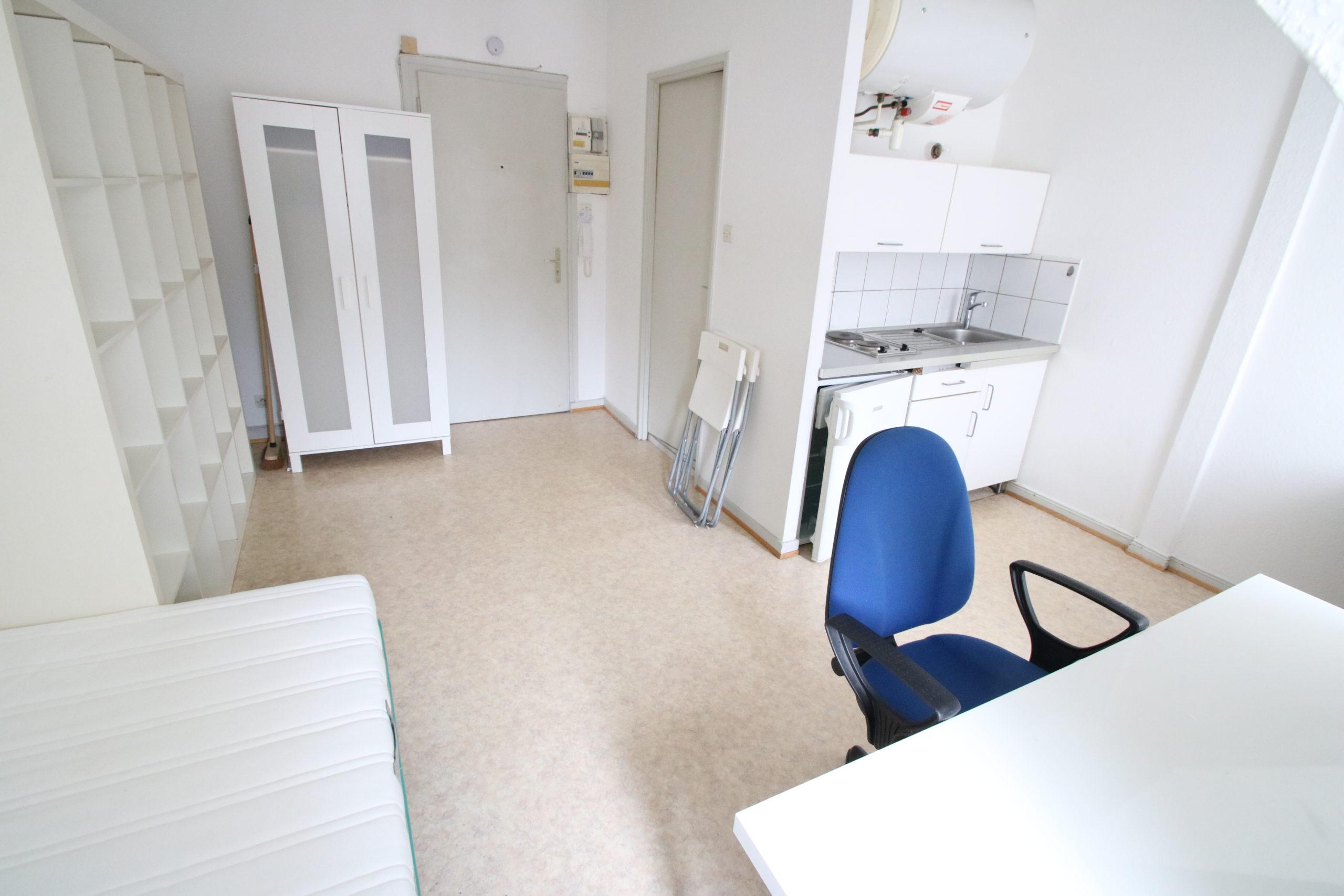 Joli studio 17.2m² meublé Place de la République