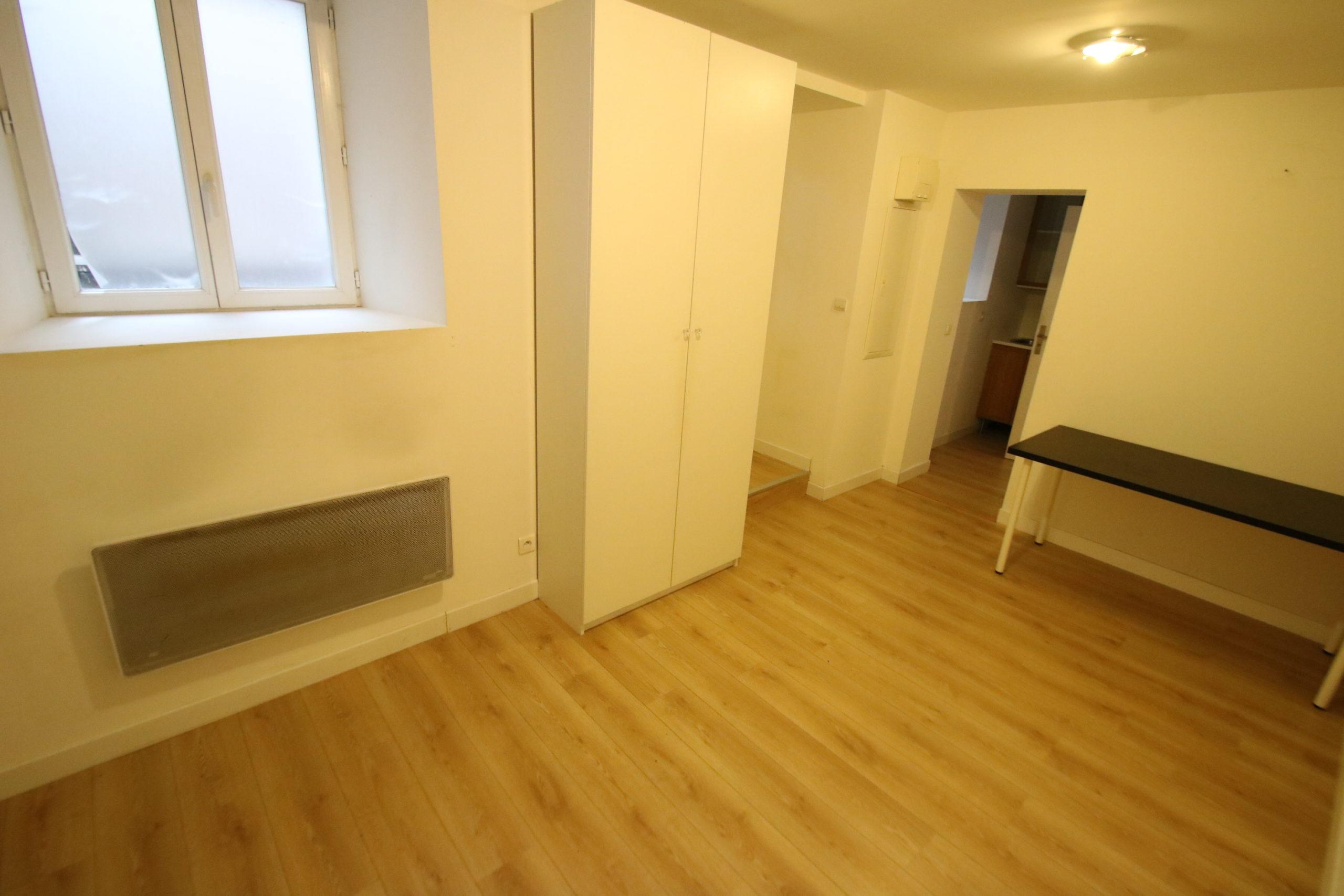 Joli bureau 21m² Quartier Forêt Noire à STRASBOURG