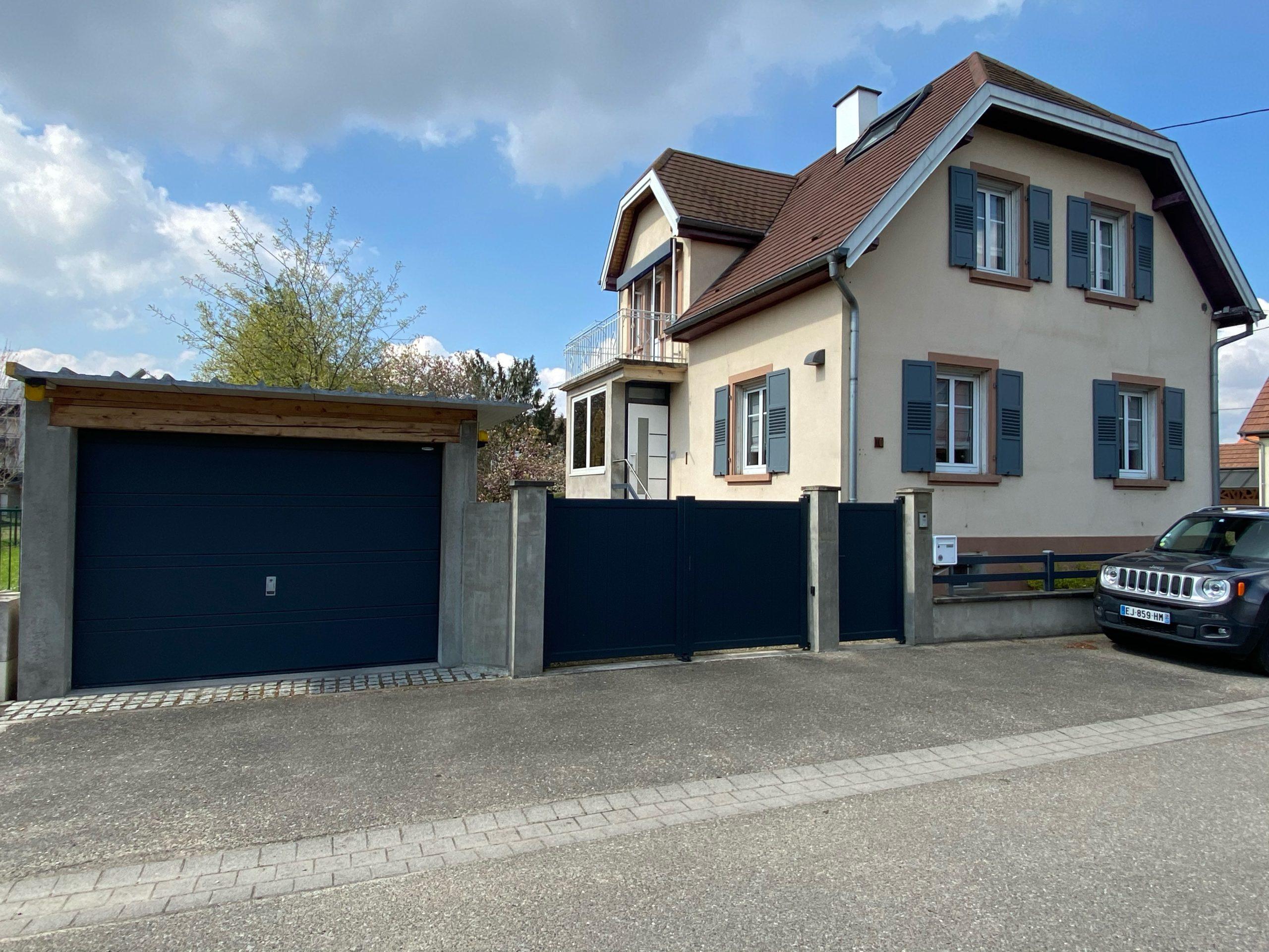 Belle maison à Lingolsheim