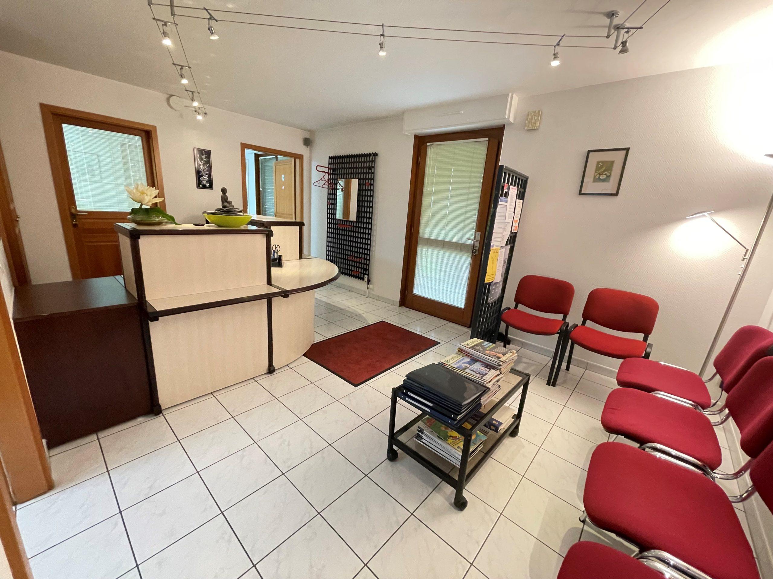 Cabinet dentaire 68.7m² à ITTENHEIM